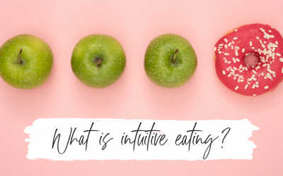 Episode 29: What is Intuitive Eating and Is It Right For You?