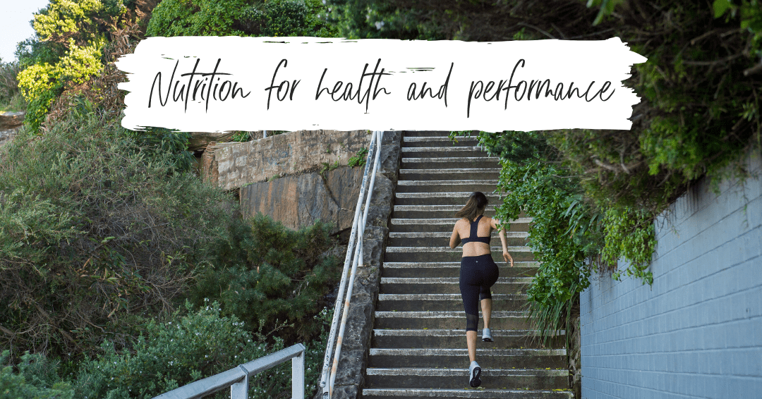 Episode 31: Nailing Your Nutrition for Health & Performance with Sports Dietitian Alicia Edge