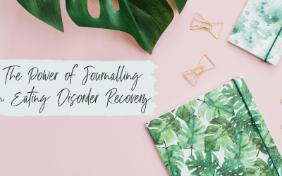 Episode 46: The Power of Journalling in Eating Disorder Recovery with Stefanie Jung