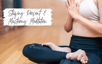 Episode 49: Staying Present & Mastering Meditation with Cassie Cameron