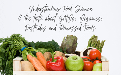 Episode 52: Understanding Food Science + the Truth about GMOs, Organics, Pesticides and Processed Foods with Erin aka Food Science Babe