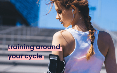 Training Around Your Menstrual Cycle