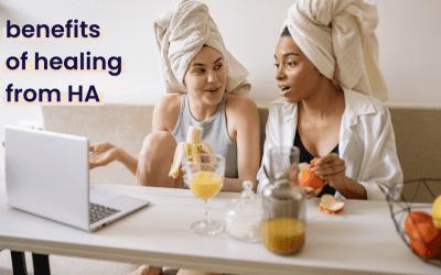 5 Benefits of Healing from Hypothalamic Amenorrhea
