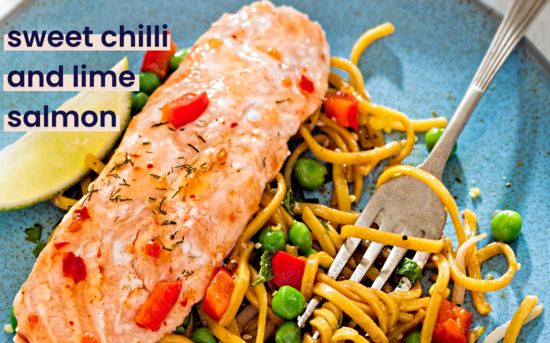 Chilli and Lime Salmon